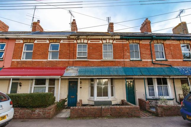 Thumbnail Property to rent in Fordton Terrace, Crediton