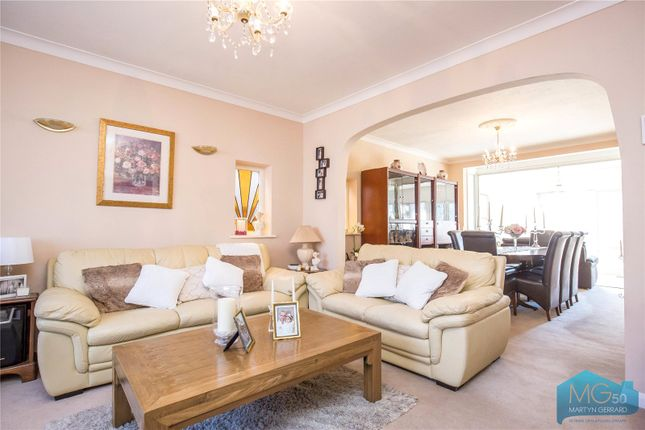 Thumbnail Semi-detached house for sale in Summit Way, Southgate, London