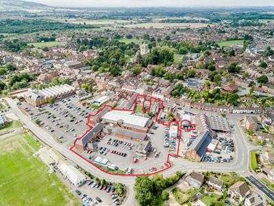 Thumbnail Commercial property for sale in Pershore Market, Pershore, Worcestershire