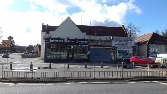 Thumbnail Commercial property for sale in Meadowhead, Sheffield