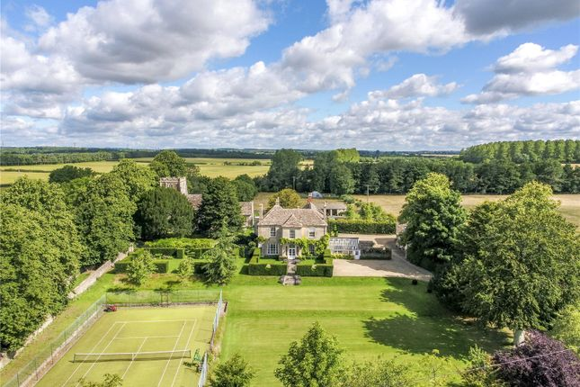 Thumbnail Detached house for sale in Preston, Cirencester, Gloucestershire