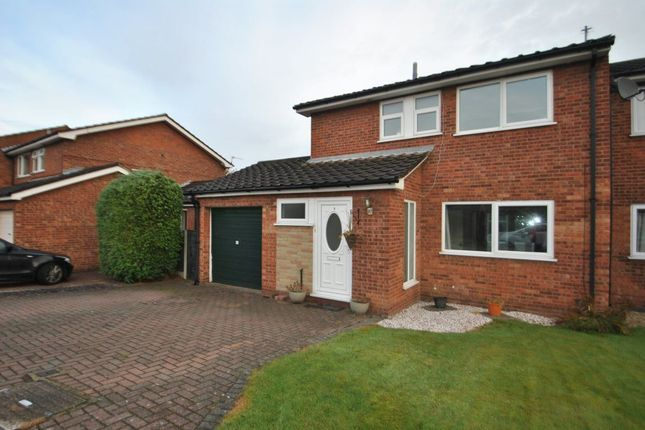 Thumbnail Property to rent in Swanage Close, Stockton Heath, Warrington