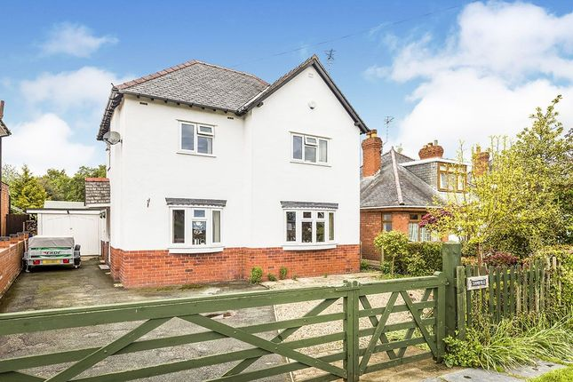 Thumbnail Detached house for sale in St. Martins Road, Gobowen, Oswestry