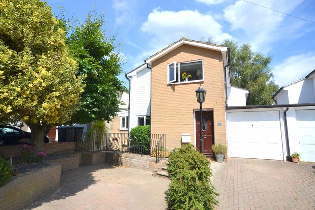 Thumbnail Detached house for sale in Howards Lane, Addlestone