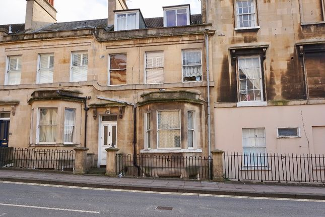Thumbnail Town house for sale in Charlotte Street, Bath
