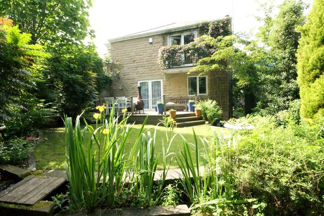Thumbnail Detached house for sale in Wisteria House, Field Lane, Brighouse
