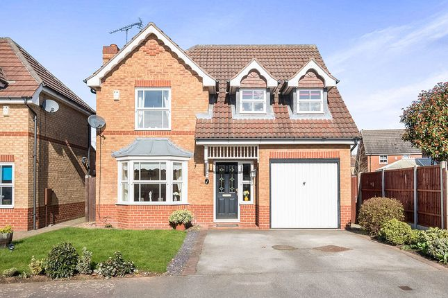 Thumbnail Detached house for sale in Starling Grove, Gateford, Worksop