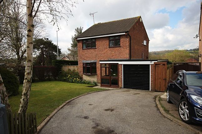 Thumbnail Detached house for sale in Westmorland Way, Westwood