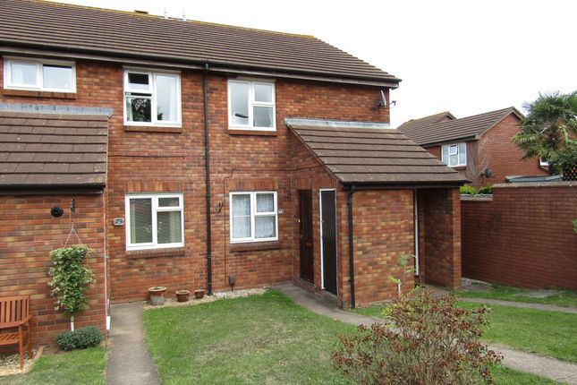 Thumbnail Flat to rent in Smith Field Road, Alphington, Exeter