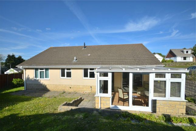 Detached bungalow for sale in Oaktree Close, Holmbush, St Austell, Cornwall