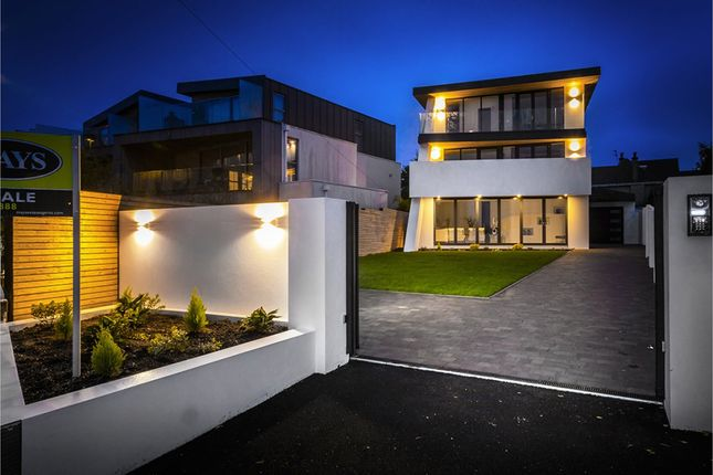 Thumbnail Detached house for sale in Salterns Way, Poole