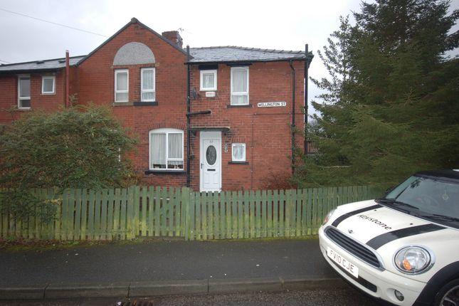 Thumbnail Semi-detached house for sale in Wellington Street, Milnrow, Rochdale