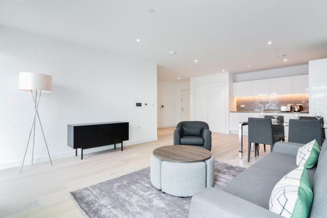 Thumbnail Flat to rent in Fairwater House, Royal Wharf