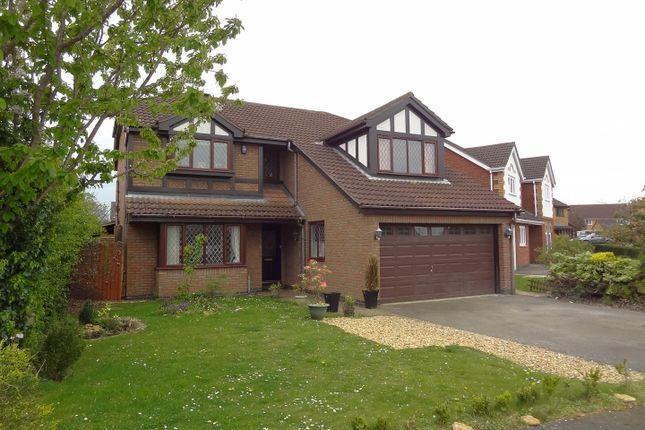 Thumbnail Property for sale in Harvest Way, Sleaford