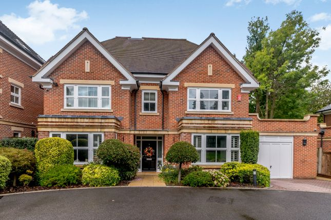 Thumbnail Property for sale in Glynswood Place, Northwood