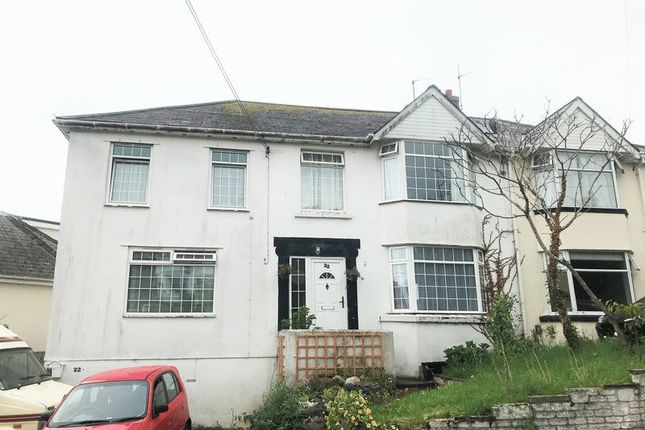 Thumbnail Semi-detached house for sale in Maidenway Road, Paignton