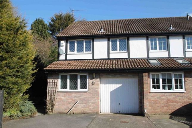 Thumbnail Semi-detached house for sale in Sanderling Drive, St. Mellons, Cardiff