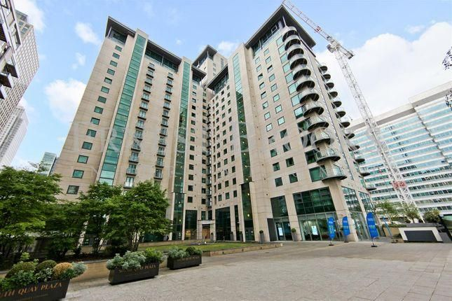 Thumbnail Semi-detached house to rent in Discovery Dock West, South Quay Square, Canary Wharf, London