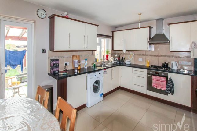 Thumbnail Property to rent in Wyre Grove, Hayes, Middlesex
