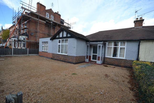 Thumbnail Semi-detached bungalow to rent in Trent Boulevard, West Bridgford, Nottingham