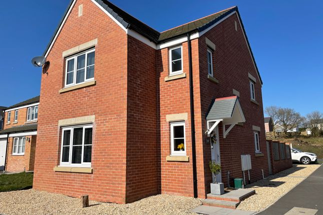Detached house for sale in Heol Cae Pownd, Cefneithin, Llanelli