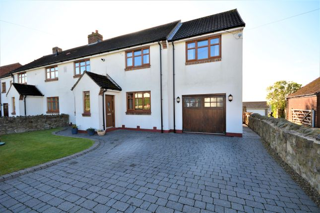 Thumbnail Semi-detached house for sale in Westerton, Bishop Auckland
