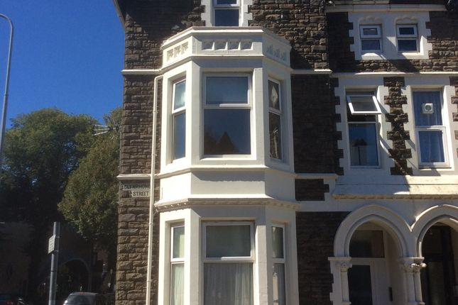 Thumbnail Property to rent in Glynrhondda Street, Cardiff
