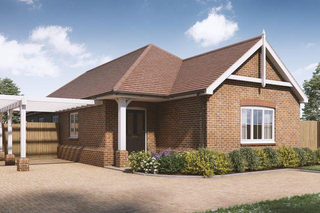 Thumbnail Detached bungalow for sale in Verica (Plot ) The Gables, Fishbourne