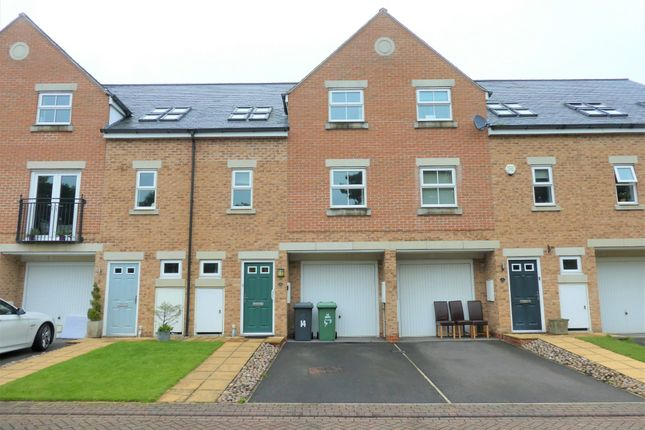 Thumbnail Town house to rent in Woodland Court, Thorp Arch, Wetherby