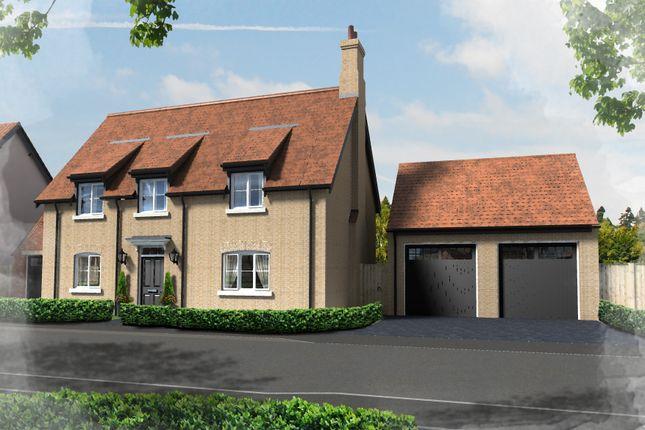 Thumbnail Detached house for sale in Plot 27, Hill Place, Brington, Huntingdon