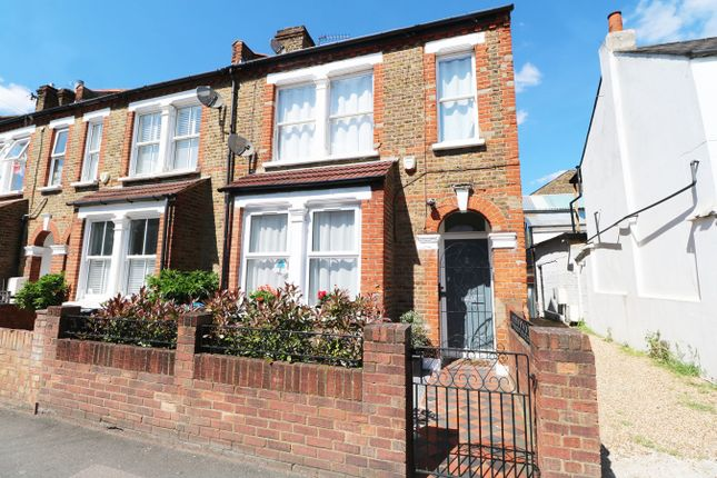 Thumbnail Maisonette to rent in Walpole Road, Colliers Wood, London
