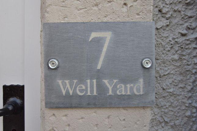 Ground Floor of Well Yard, Swinney Lane, Belper DE56