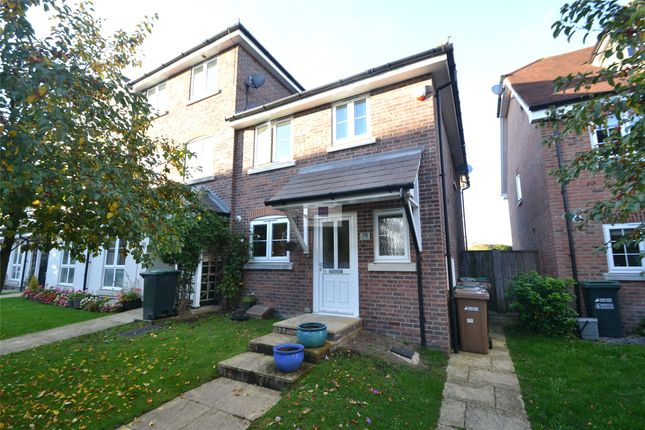 Thumbnail End Terrace House To Rent In Wharf Way Hunton Bridge Kings Langley