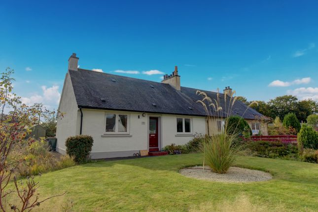 Thumbnail 2 bed semi-detached bungalow for sale in Norval Place, Longforgan, Dundee