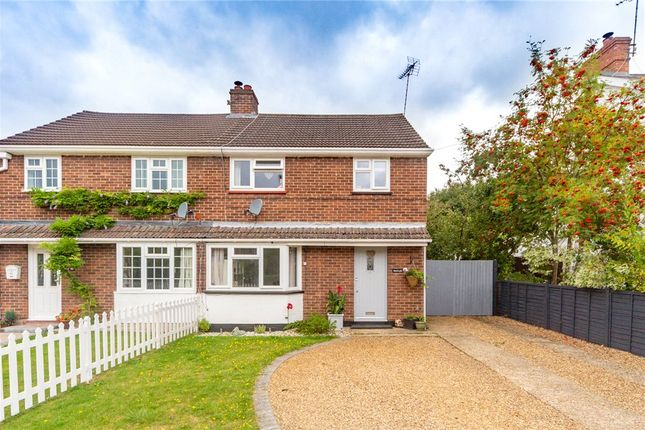 Thumbnail Semi-detached house for sale in Owlsmoor Road, Sandhurst, Berkshire