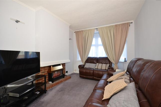 Thumbnail Semi-detached house for sale in Hallowell Avenue, Croydon, Surrey