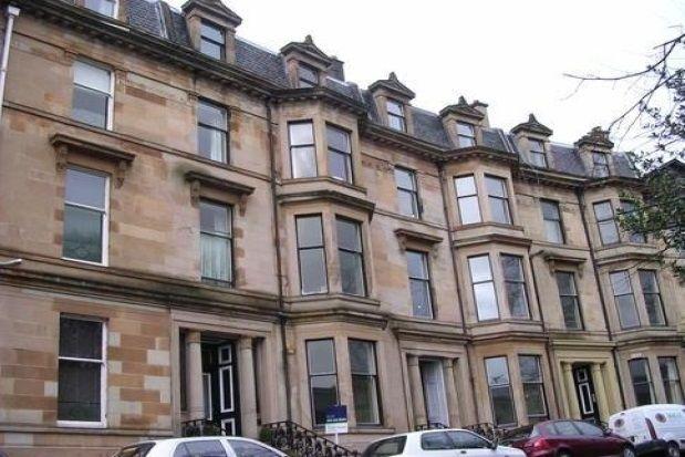 Thumbnail Flat to rent in Athole Gardens, Glasgow
