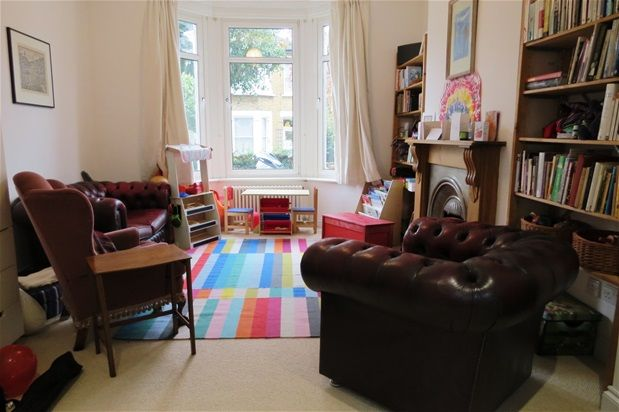 Thumbnail Property to rent in Byne Road, London