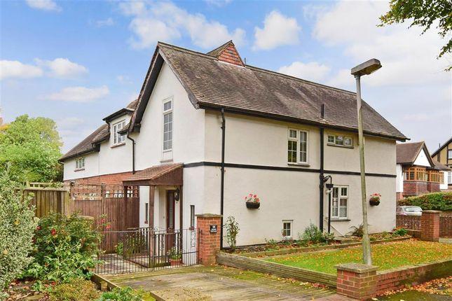 Thumbnail Detached house for sale in Dower Avenue, Wallington, Surrey