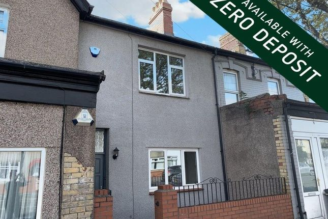 Thumbnail Property to rent in Corporation Road, Newport