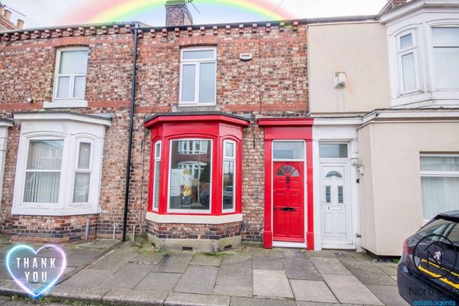 2 bed terraced house to rent in Stavordale Road, Stockton-On-Tees TS19