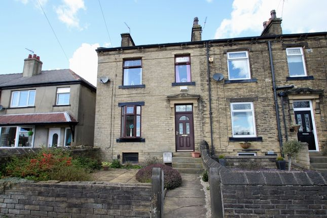 Thumbnail Terraced house for sale in Tennyson Road, Wibsey, Bradford