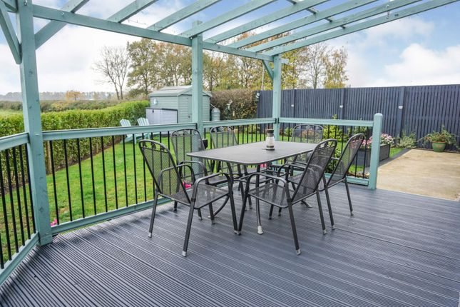 Decking of Great North Road, Sutton On Trent, Newark NG23