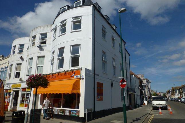 Thumbnail Flat to rent in Sudley Road, Bognor Regis