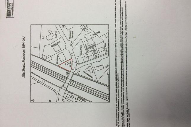 Land for sale in Penperlleni, Pontypool