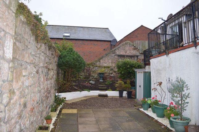Thumbnail Maisonette for sale in Castlegate, Berwick-Upon-Tweed