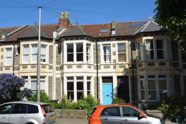 Thumbnail Terraced house for sale in Sefton Park Road, Bristol