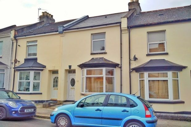 Thumbnail Property to rent in Fleet Street, Keyham, Plymouth