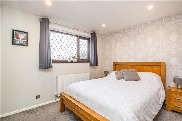 Bedroom of Burgh Meadows, Chorley PR7