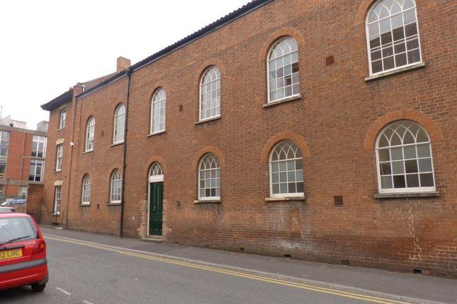 Thumbnail Flat to rent in King Street, Bridgwater